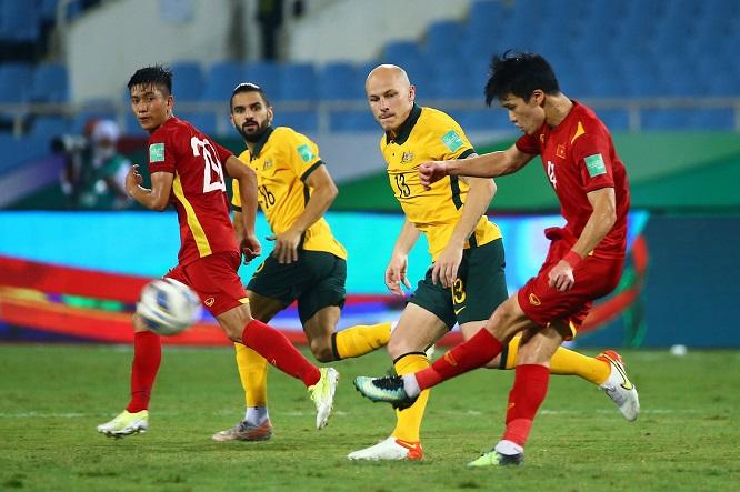 Phỏng vấn HLV Park Hang Seo sau trận đấu Việt Nam và Australia
