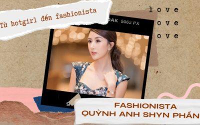 """Fashionista Quỳnh Anh Shyn: """"Nhiều lúc áp lực muốn dẹp hết đi"""""""
